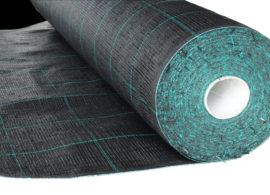 AGROJUTEX, černá tkaná mulčovací textilie