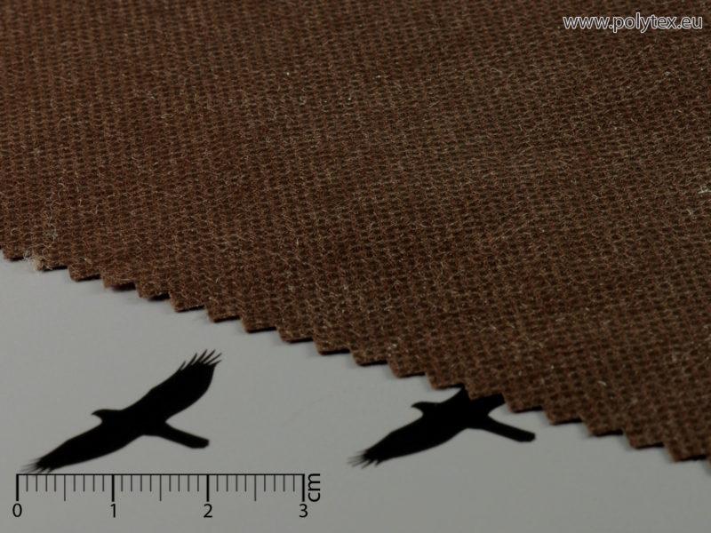MULČOVACÍ NETKANÁ TEXTILIE hnědá 50 g/m2 – role 50 bm, šíře 160 cm