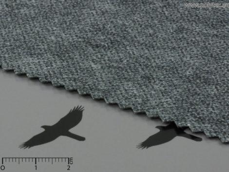 Novopast šedý, 80+18 g/m2, II. jakost