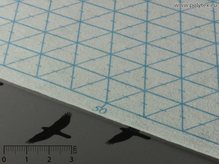 Rasterquick, quickscreen triangle