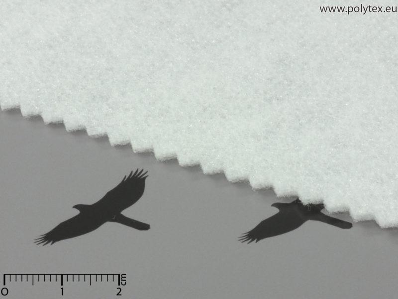 RONOFIX bílý 100+18 g/m2 – zkouška č. 5