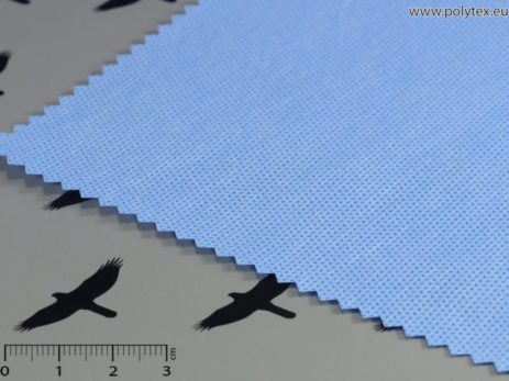 Jednorázová prostěradla z netkané textilie, SMS lékařská modrá
