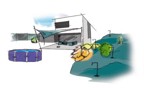 Dům a zahrada