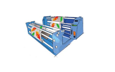 Textilie pro tisk