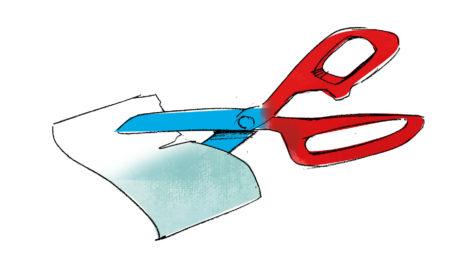 Vlizelin stříhací (pevný)