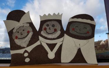 My tři králové