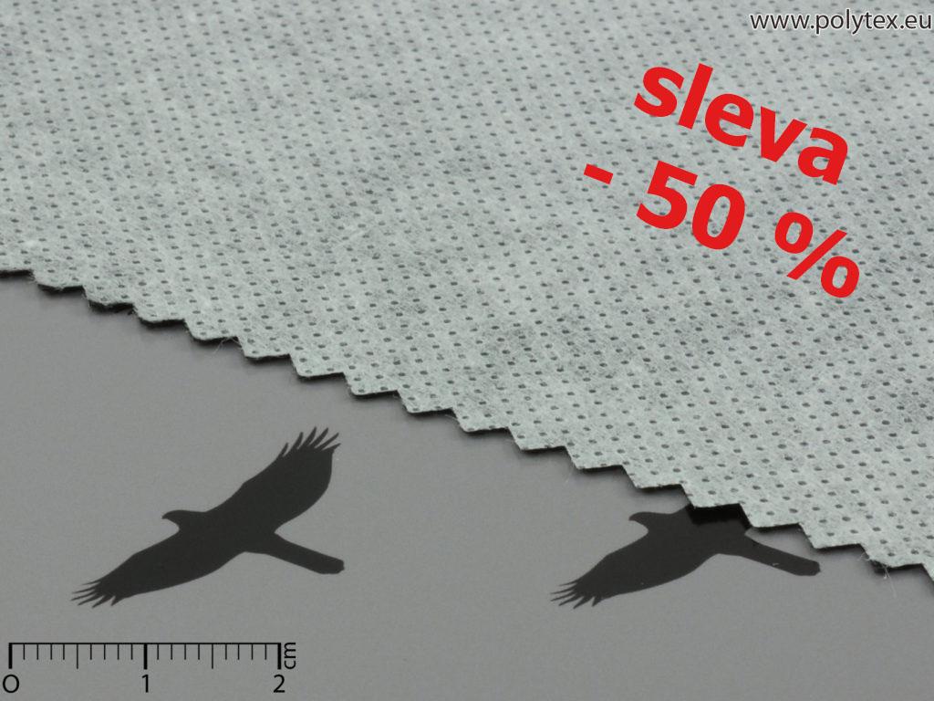 NOVOLIN černo-bílý 100 g/m2 – výprodej