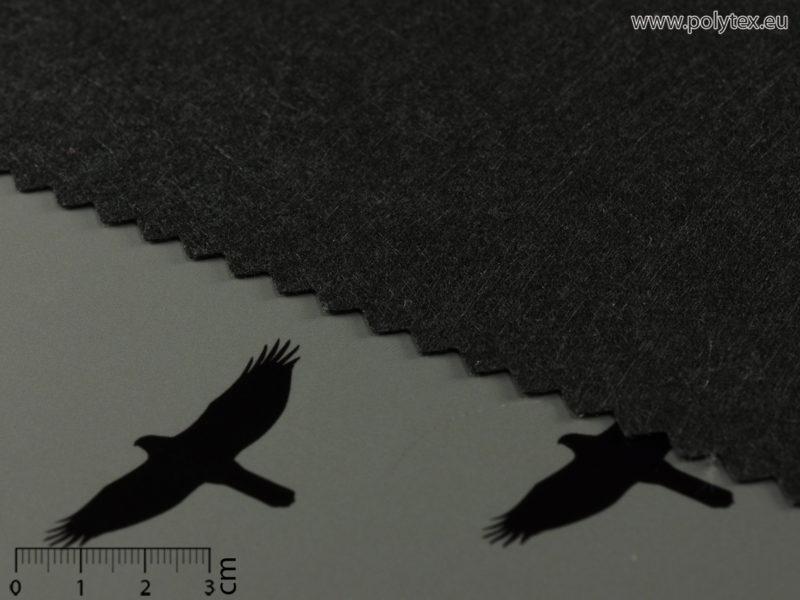 BO 506 98 černý 65 g/m2 – běžný metr šíře 90 cm
