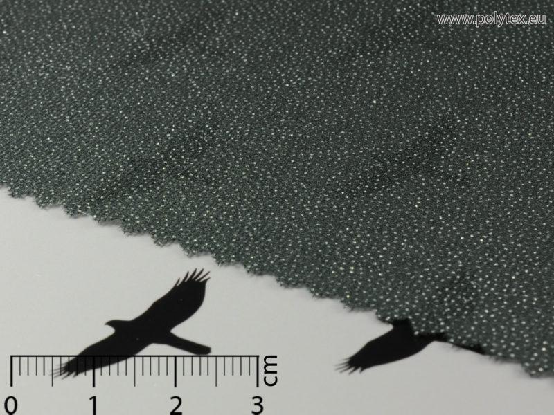 """RAŠLOVÁ VLOŽKA """"rašlovka"""" R 863 N 29, černá – běžný metr šíře 150 cm"""