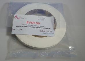 Evolon 100 g/m2 – proužek 1 cm