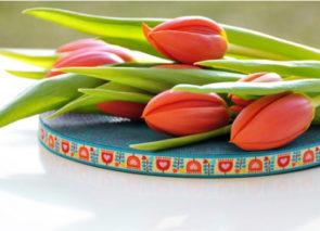Stuha – tulipány