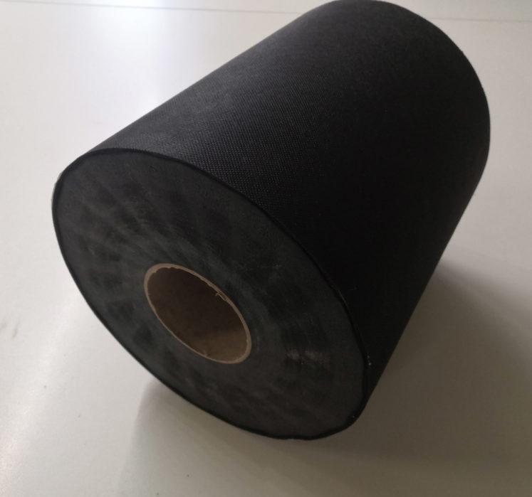 NOVOLIN PP černý 80 g/m2 – kg zbytky