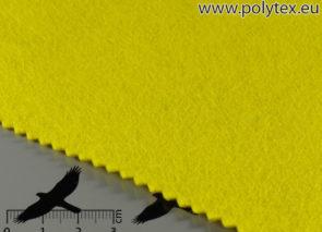 Filc 250 g/m2 – světle žlutá